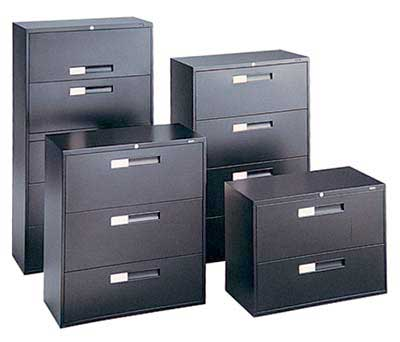 Used and New Filing Cabinets.