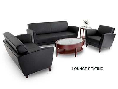 USED LOUNGE SEATING
